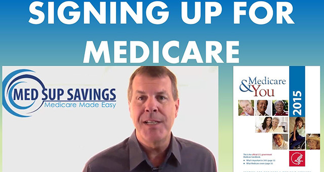 Sign Up for Part A and Part B Medicare