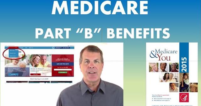 Benefits of Medicare Part B