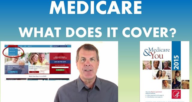 What does Medicare Cover