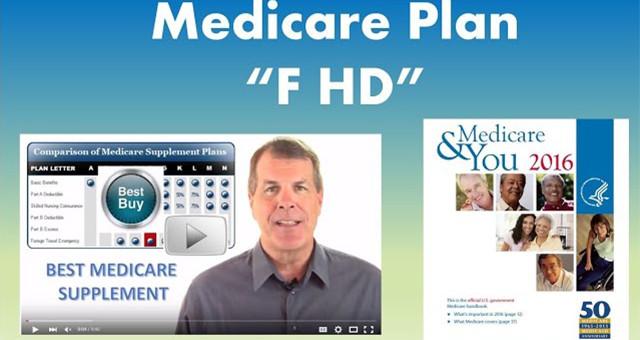 Medicare Supplement Plan F HD