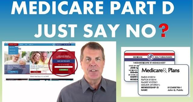 Medicare Part D Penalty
