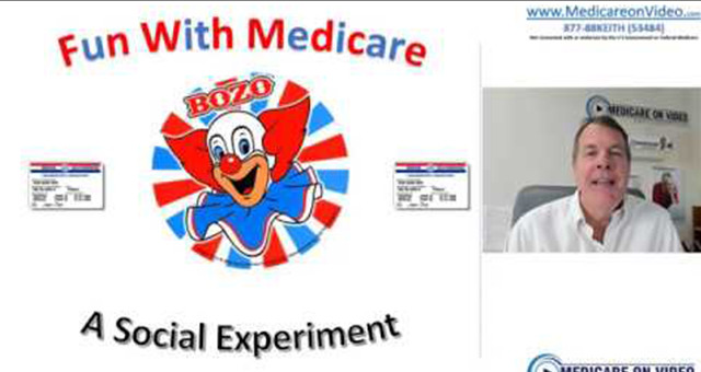 Fun with Medicare