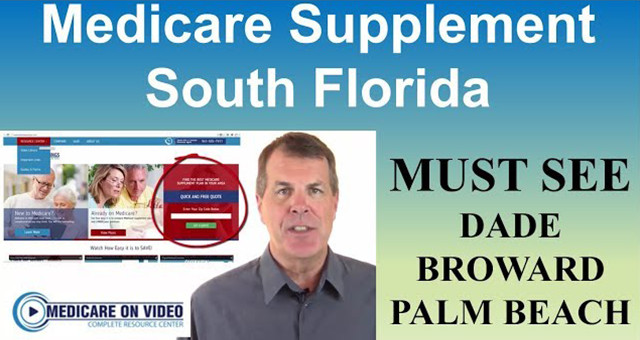 Medicare Supplement Plans in South Florida